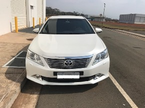 Toyota Camry XLE 3.5 V6 - Blindado Nível III-A