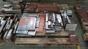 Retalho Aço Ferramenta Similar em Aplicações as Normas AISI M2 / W.Nr. 1.2990