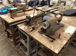 Conjunto de Máquinas de Costura Reta Convencional Brother Db2-b755-3