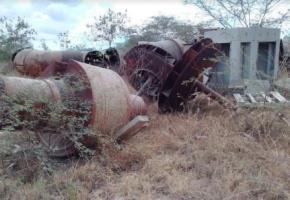 Sucata de Aço Graúda Aprox. 500 Ton - Sobral CE