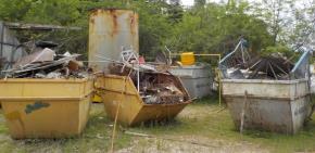 Sucata Aço Comum Porto Velho aprox. 30 ton a gerar em 12 meses