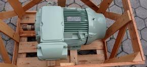 Motor Elétrico Trifásico W22 75 Cv 6p 250s/M 440 60hz B3e IPw55 IE2