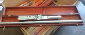 Torquímetro com Relógio - Gedore 1000