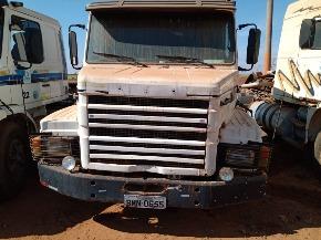 Caminhão Scania/T112 EW 6X4 1991