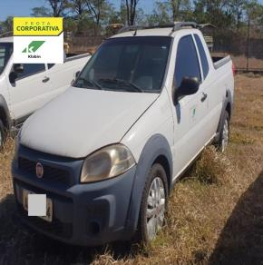 Fiat Strada Working Ce 2015/2016 (Telêmaco Borba/PR)