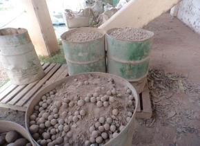 Sucata de Corpos Moedores com Impurezas Aprox. 5 Ton a gerar em 12 meses - Imbituba SC