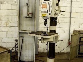 Furadeira de coluna Kone K40 1990