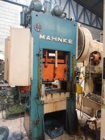 Prensa Excêntrica Rápida 60 ton Mahnke