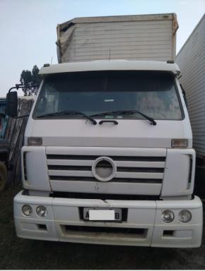 Caminhão Baú Tipo Truck VW/23.250 E 2005/2005 Diesel