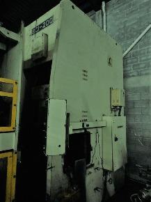 Prensa Excêntrica Chin Fong 200 ton