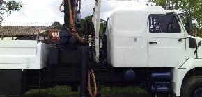 Caminhão Munk Volvo Edc360