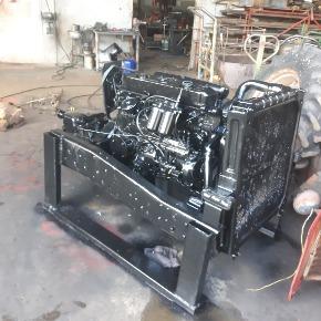 Motor 352A 1620 Mercedes com Câmbio 5 Marchas Turbinado