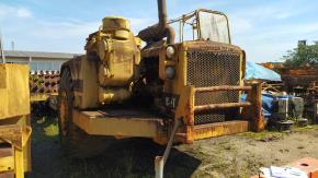 Rolo Compactador -  Pé de Carneiro Caterpillar 621A
