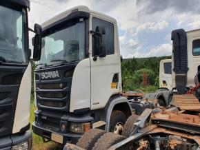 Caminhão Scania G440 A6X4 2014/2014