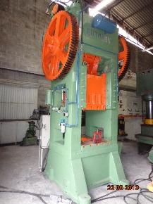 Prensa Excêntrica p/ Forjaria Gutmann 250 ton