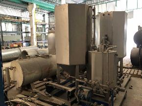 Fábrica de Biodiesel Bioking BK 12000 2008