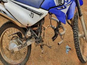 Moto YAMAHA/XTZ 125E Ano 2014/2015
