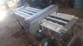 Detector de Metais com Esteira Inox Mettler Toledo Safeline 2015