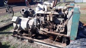 Motogerador Negrini Ano 1978 - 135 KVA  Motor Mercedes OM355 Diesel