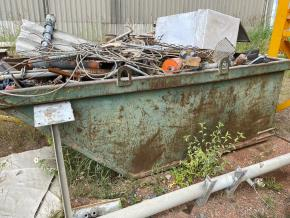 Sucata de Aço Comum Aprox. 40 Ton a gerar em 12 meses - PECEM CE