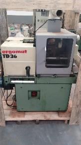 Lote com 4 Tornos Automáticos TD 36 Fuso 36 - Traub/ Ergomat