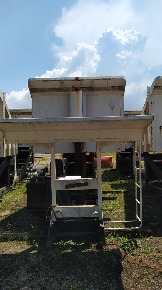 Caçamba Dump Creat Pastre 2011