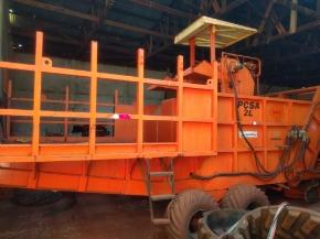 Plantadora de Cana Civemasa Pcsa 2L Semi Automática
