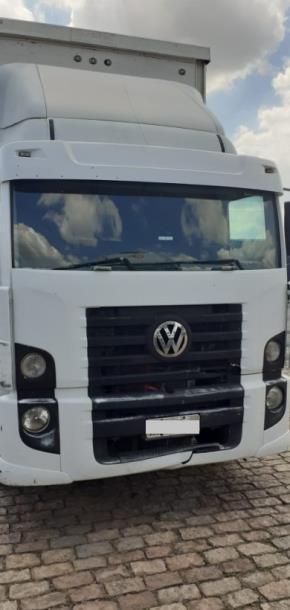 Caminhão Baú Tipo Truck 2007/2007 VW / 24.250 CNC 6X2 Diesel