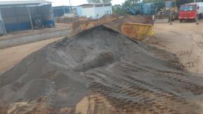 Sucata de Fino de Gusa Aprox. 800 ton retirada imediata (pode apresentar impurezas)