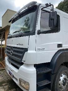Caminhão Mb Axor 2640 6x4 - Modelo 2006