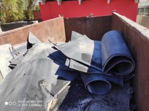 Sucata de Borracha Aprox. 50 Ton a gerar em 12 meses - Laranjeiras SE