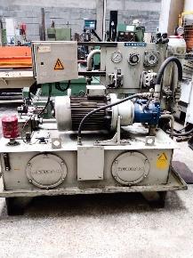 Unidade Hidráulica Motor 25 cv