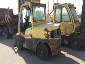 Empilhadeira Hyster H120FT Cap 4 Ton. Diesel Ano 2012