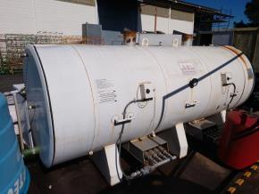 Boiler de Água Quente Argus 2002
