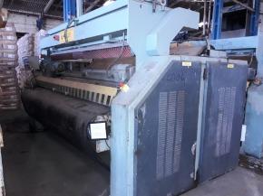 Máquina de Enxugar e Estirar Couro Bauce PRC4 2001