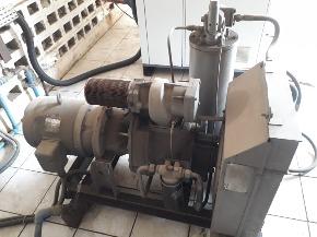 Compressor Estacionário Atlas Copco GA11 25CV Revisado