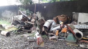 Sucata de Aço Comum Aprox. 20 Ton a gerar em 12 meses - Ananindeua PA