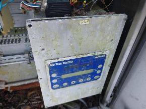 Detector de Metais Mettler Toledo