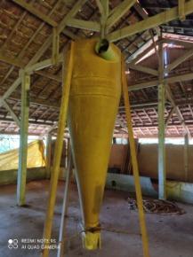 Ciclone de Triturador de Milho