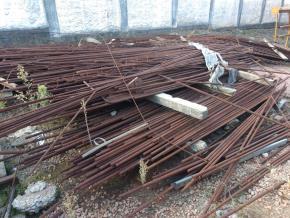 Sucata de Ferro aprox. 30 ton