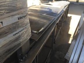 Sucata de Esteira Transportadora em Inox