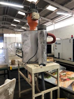 Desumidificador de Ar Plastequip Rd 75 Secador de Material Plástico Plastequip Rs-150 300 Lts