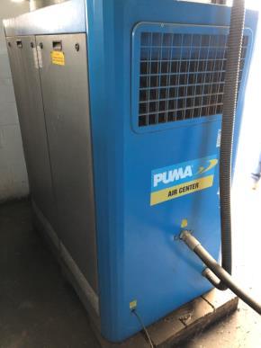 Compressor de Ar Puma Psbr50a. Acompanha Reservatório de Ar Comprimido 425l