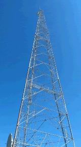 Torre Autoportante de 92 Metros