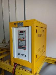 Carregador de Baterias Marka KeM -  Kmt 48V/12A