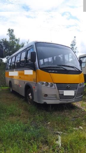 Ônibus Volare V8 Marcopolo 2009/2010