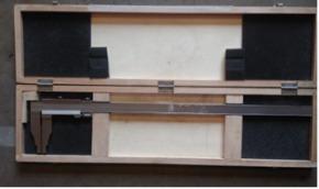 Paquímetro Analógico Digimess - 300mm - Resolução 0,05mm