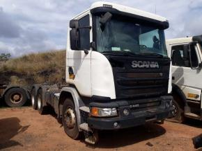 Caminhão Scania G 440 ACG14L 2014/2014