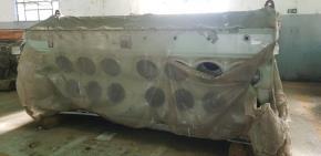 Bloco Motor Diesel Sd-40