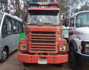 Caminhão Scania R112 E 6X41984/1984